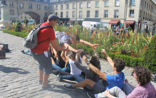 Journée d'intégration- ESCOM Chimie