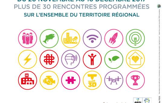 Rencontres de la Recherche et de l'Innovation - ESCOM Chimie