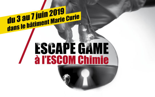 Escape Game ESCOM Chimie