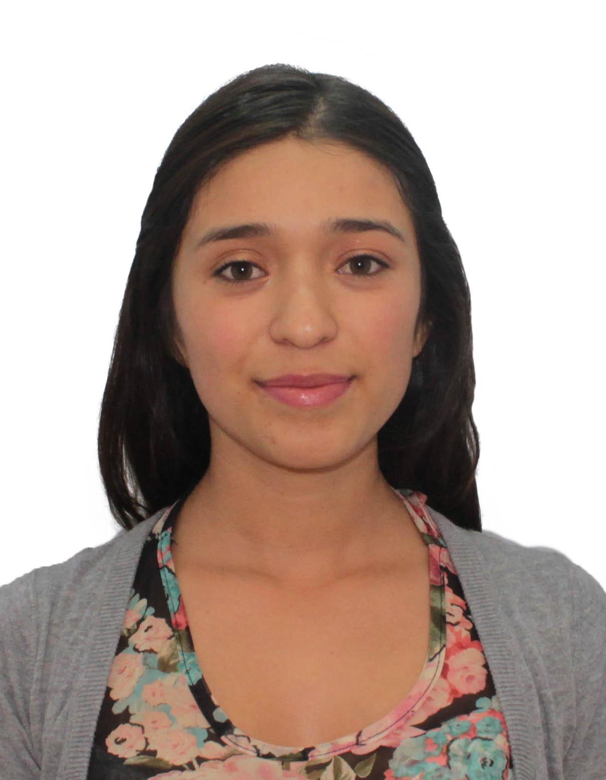 Julissa Urregos, étudiante ESCOM Chimie