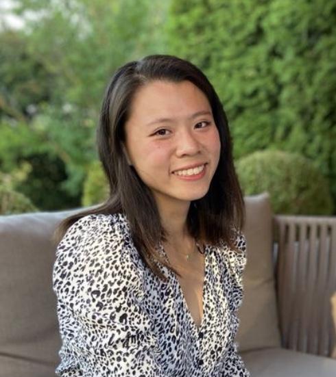 Hei-Lin_Chen -étudiante ESCOM Chimie