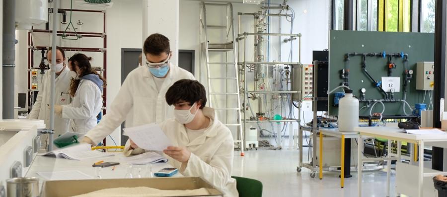 TP_GP_Bachelor Chimie et Sciences Industrielles